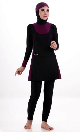 Baju Renang Wanita Muslim 10 contoh model baju renang wanita muslimah terbaru