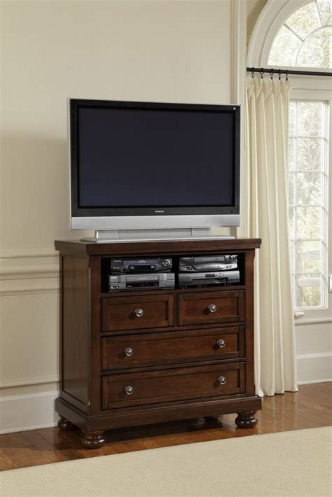 bedroom dresser media center 530 114 vaughan bassett furniture reflections