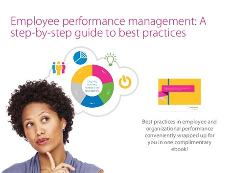 20 best practices for easy step by step guide for busy take your beyond its potential books employee performance management a step by step guide to
