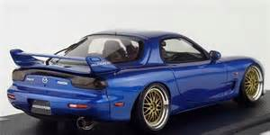 ignition models more 1 18 mazda rx 7 fd3s goodness
