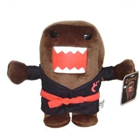 Black Domo domo 12 5 quot black karate domo plush doll toys