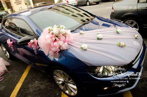 pakistani wedding car decoration beautiful wedding decor
