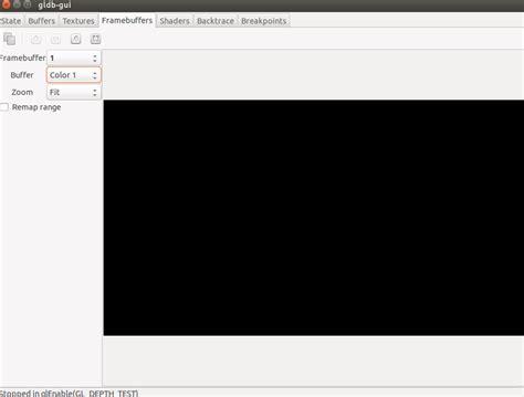 glsl layout qualifier version glsl opengl multiple render target black output