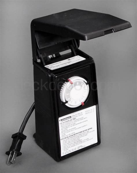 Intermatic Landscape Lighting Transformer Low Voltage Transformer