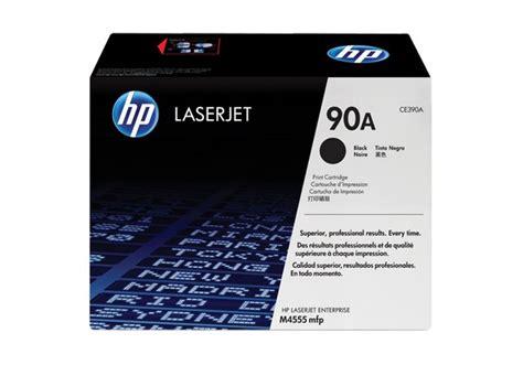 Hp90a Black Original Laserjet Toner Original hp ce390a cartridge 10000pages black laser toner