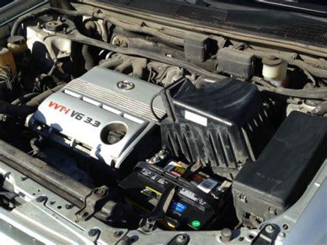 2005 Toyota Highlander Battery Find Used 2005 Toyota Highlander Limited Silver V6 3 3