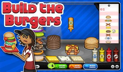 papa s burgeria apk papa s burgeria appstore for android