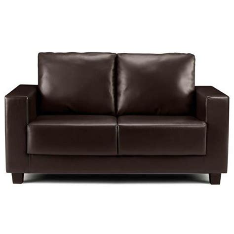 small leather couch small leather sofas for trendy and comfortable small