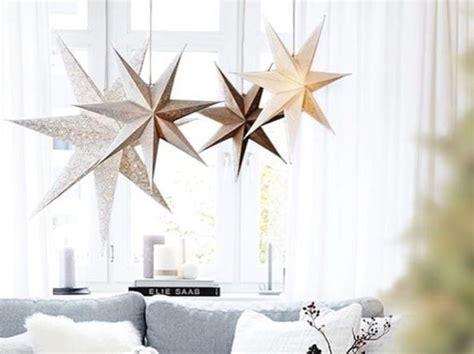stelle da appendere al soffitto decorazioni natalizie 2017 tutte le novit 224 corriere it