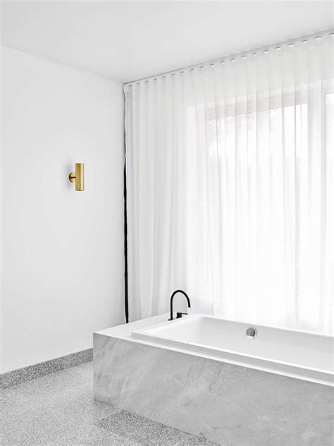 fibonacci terrazzo stone tile bathroom floor  black