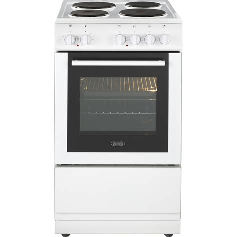 Electric Cooker belling fs50eswhi 50cm electric cooker
