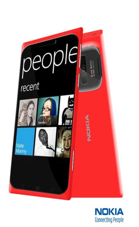 Nokia Lumia Eos nokia lumia eos pureview phone concept phones