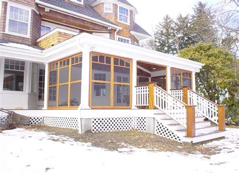 Sunroom Roofs Flat Roof On The Rear Back Porch Flat Roofs Pinterest