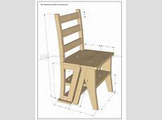 Make Step Stool • WoodArchivist T 34 Blueprints