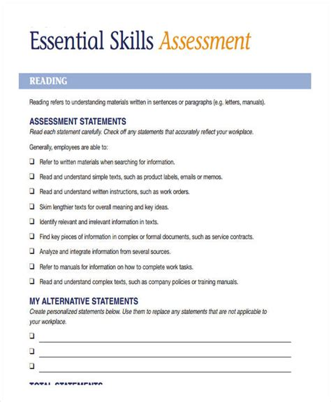 organizational needs analysis template 19 needs assessment form templates free premium templates