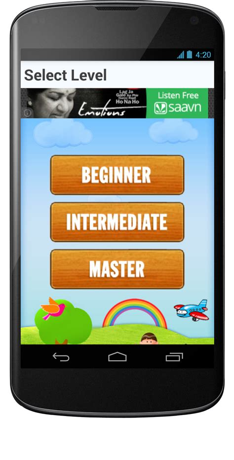 Android Quiz App by Image Quiz Android App Mobile App Development Android
