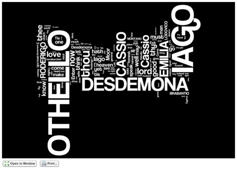 themes in the text othello impact of social sciences technology in our daily lives