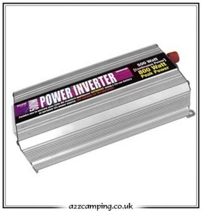 Power Inverter 500 Watt 12v Berkualitas 500 watt power inverter converter for 12 volt to 240 volt