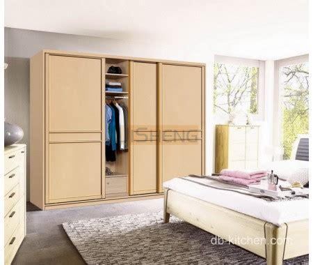 melamine sliding door wardrobe design