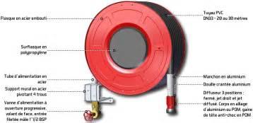 robinet incendie arm 233 tuyau dn 25 longueur 30 m