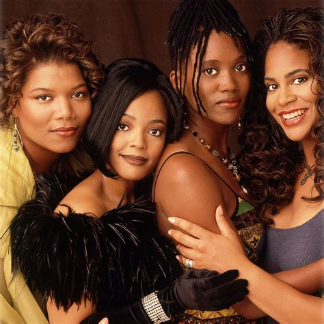 Living Single by Latifah Reveals She S Working On A Living Single