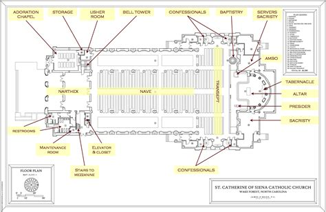 catholic church floor plan designs traditional building plans for parish in forest state catholic