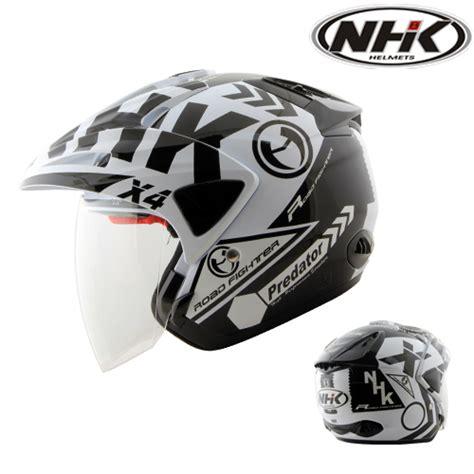 Helm Nhk Predator Wolf helm nhk predator x4 pabrikhelm jual helm murah