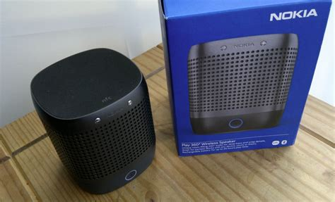 Speaker Nokia nokia play 360 wireless speaker review all about windows phone