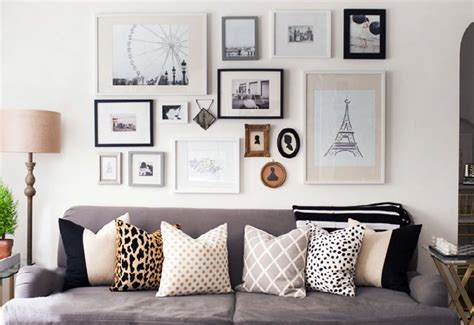 gallery walls how to create the perfect gallery wall