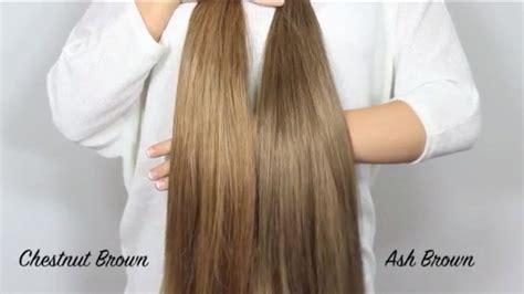 bellami medium brown bellami extensions chestnut brown vs ash brown nails
