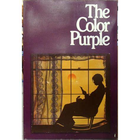 the color purple the color purple original production sign
