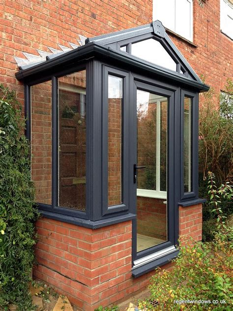 Glass Porch Doors Best 25 Upvc Porches Ideas On Porch Upvc Doors Upvc External Doors And Front Door