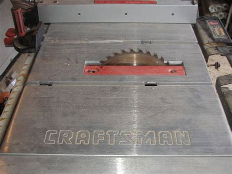 craftsman 137 table craftsman 10 quot table saw model 137 248880 serial rew4104