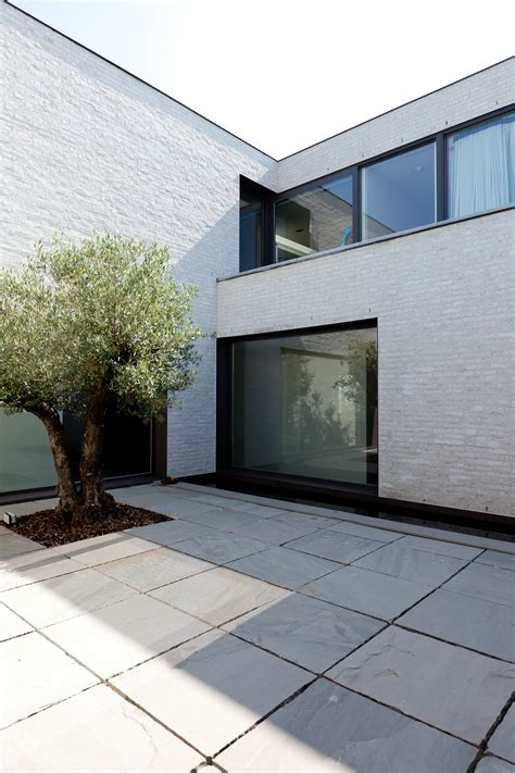 gallery of courtyard house vw areal architecten 7