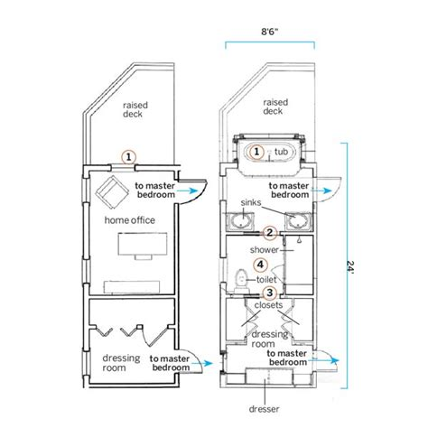 small home office floor plans the floor plan what they did a seldom used office