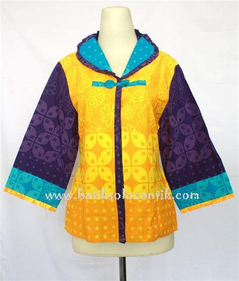Blolero Batik Tulis F20216092 Cardigan Muslim Rompi Panjang Jumbo bolero batik model baju kerja baju kerja batik