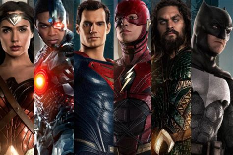 justice league film characters justice league every character ranked from worst to best