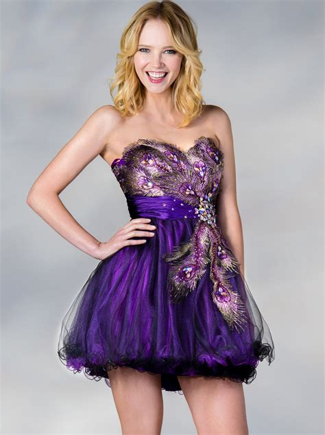 cocktail party attire purple cocktail dress dressed up