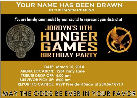 district themes hunger games hunger games party ideas and games