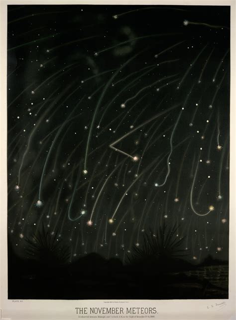 the leonid meteor shower is tonight before you