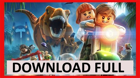 download jurassic world the game for pc free full version download lego jurassic world pc full game one direct link