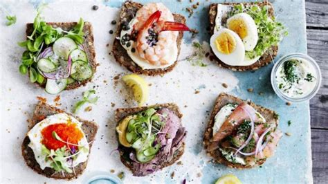 Home Design Make Your Own by Diy Smorrebrod Open Sandwiches Recipe Good Food