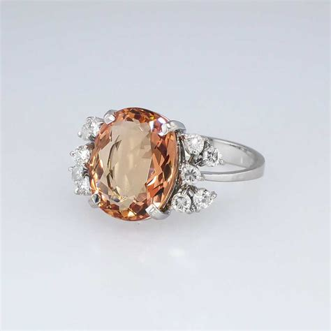 Picture Of Smart Engagement Rings At Sterns imperial topaz rings images photos and pictures