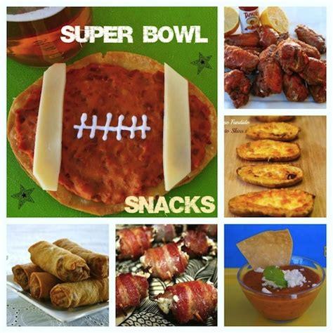 best superbowl snacks the best bowl snacks