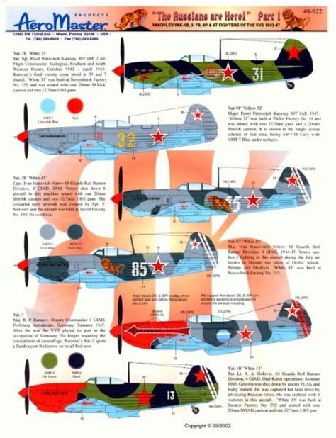 Amig7422 Wwii Soviet Airplanes Green Black Camouflages modeling the vvs aeromaster quot the russians are here quot part i