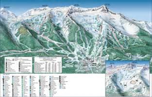 fernie canada map fernie alpine trail map fernie alpine alberta canada