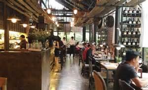 White And Grey Decor Karmakamet Diner Bangkok Restaurant Bk Magazine Online