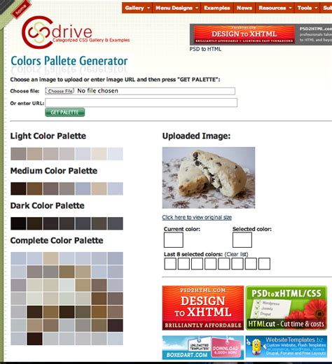 color palette generator ask home design