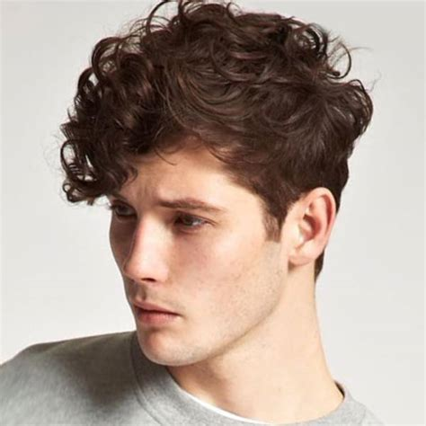 time haircut for boy with curly hair hairstyles for boys be inspired