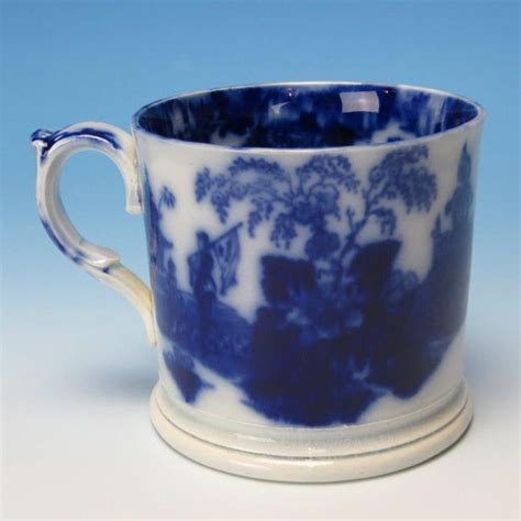 blue pattern coffee mugs 91 best images about flow blue on pinterest